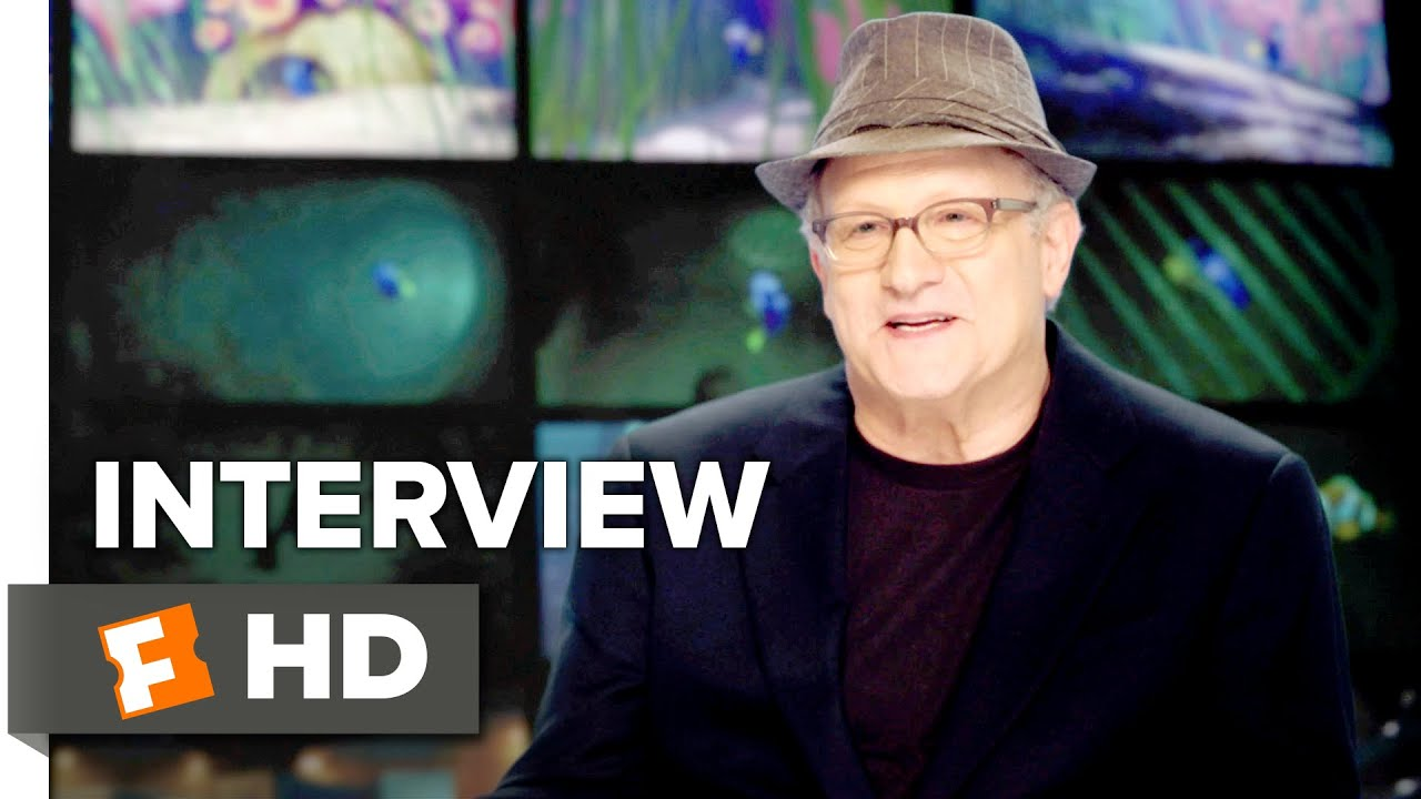 finding dory interview albert brooks 2016 ellen