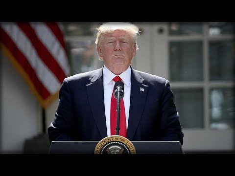 PRESIDENT TRUMP JUST IDENTIFIED THE NUMBER 1 SECURITY RISK IN AMERICA, DECLARES IT'S TIME TO ACT