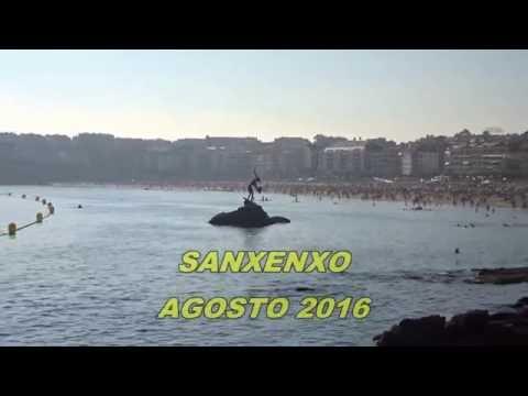 Sanxenxo (Galicia). Agosto 2016.