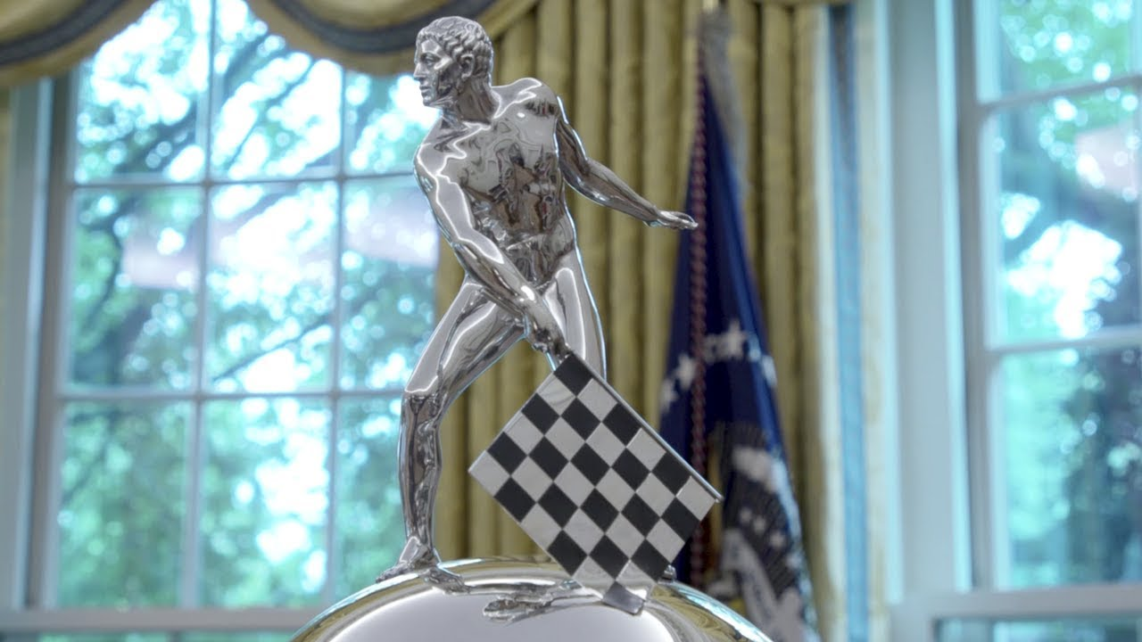 The White House - President Trump Hosts the 2019 Indianapolis 500 Champions: Team Penske