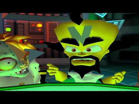 Crash Bandicoot: The Wrath of Cortex (Intro) (1080P HD) (Part 1)
