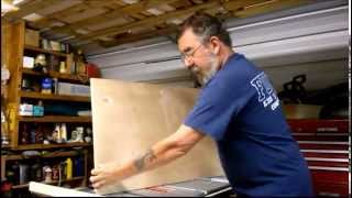 Table Saw Cross Cut Sled Tricks