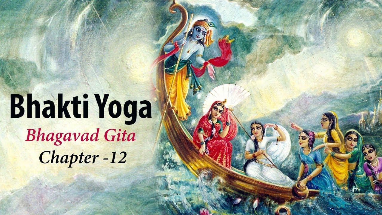 Bhagavad Gita Chapter 12 Devotinal Service