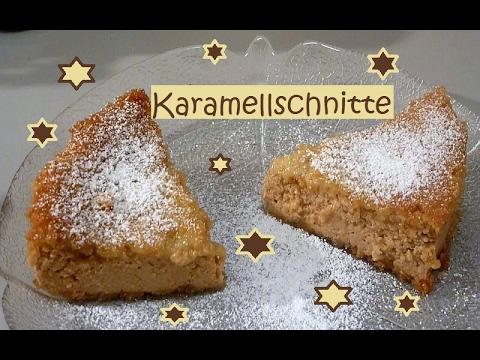 Dreh Dich Um Kuchen Mit Karamell Youtube