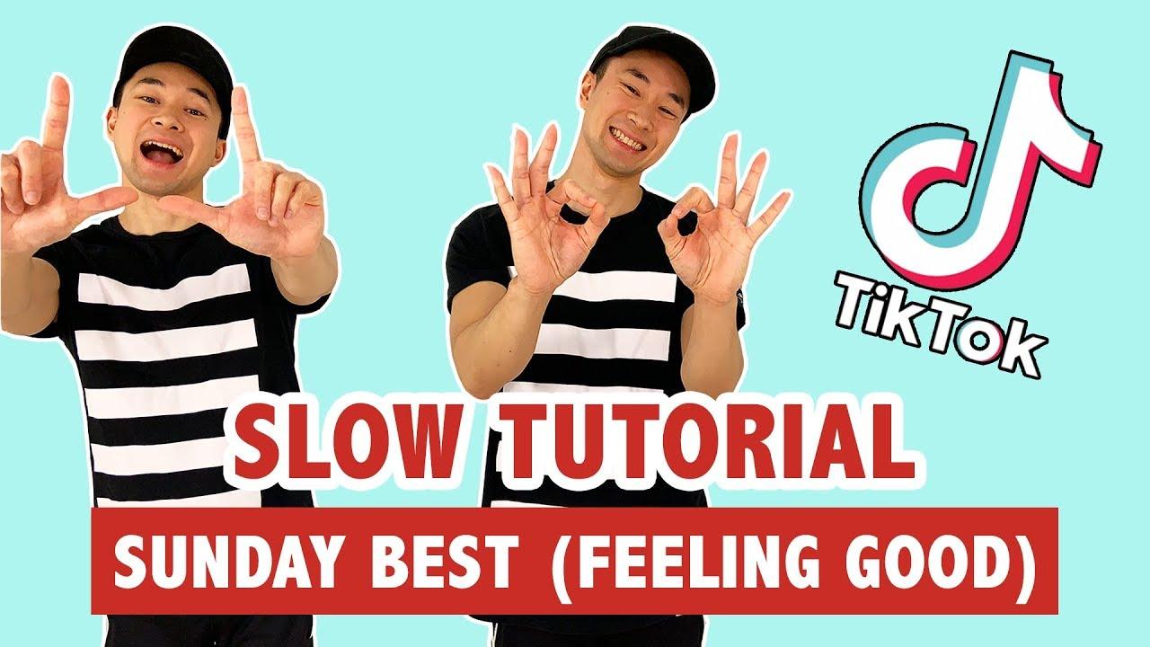 image FEELING GOOD TIKTOK (SLOW TUTORIAL) | Sunday Best - Surfaces