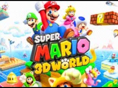 Super Mario 3D World, Vídeo análisis