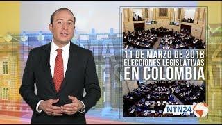 Claves para entender las elecciones legislativas en Colombia