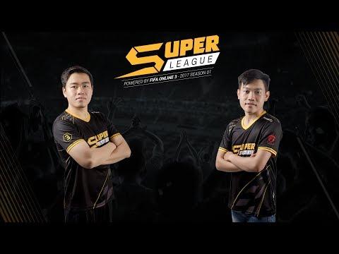 [21.05.2017] Trí Nhân vs Thanh Tòng [SuperLeague 2017]
