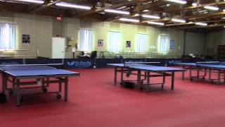 e4hats table tennis club facility tour