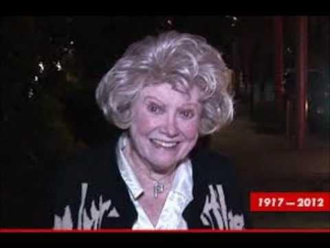 Phyllis Diller My Fairly Recent Interview 12.5.06. The Allan Handelman Show. Revealing & Candid
