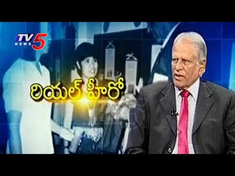 Real Hero In Real Life | Special Interview With Dr AS Narayana | TV5 News
