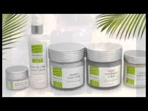 Organic private label skin care