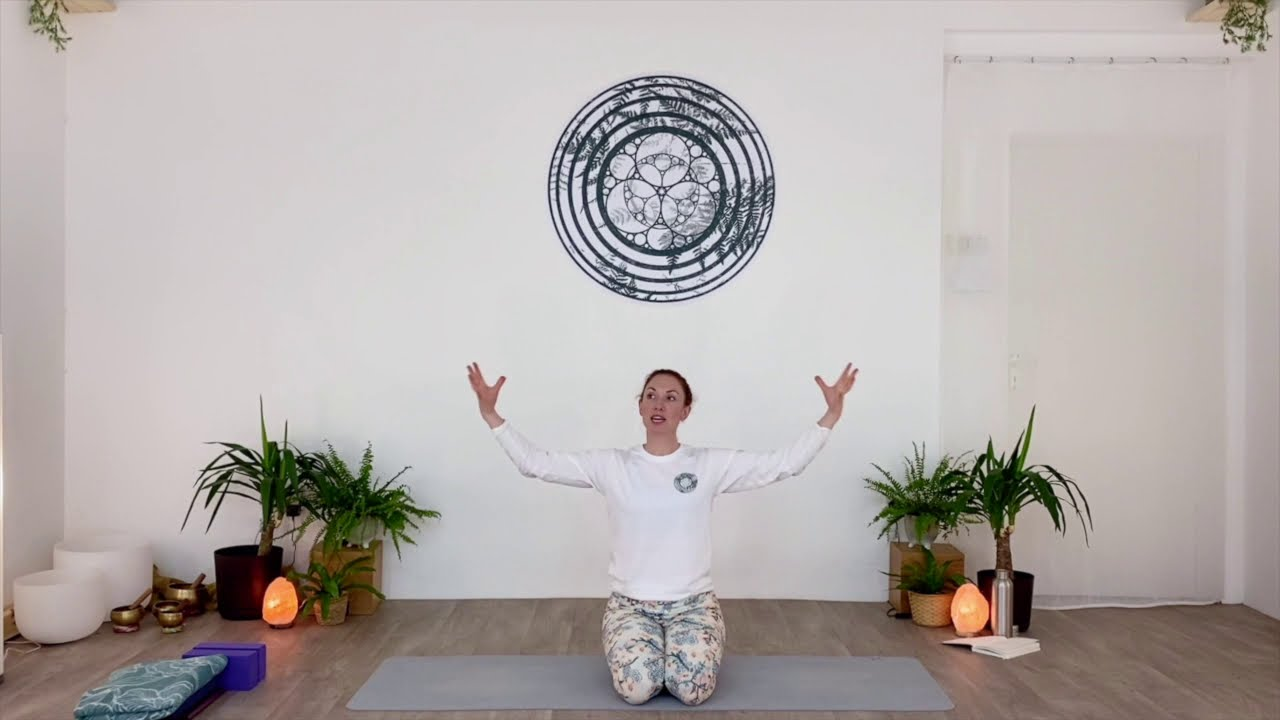 YOGA FOR ALL  Bloom and grow