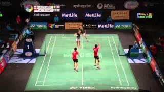 the star australia open 2015   badminton qf match 1 5