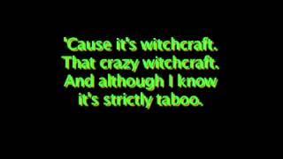 Frank Sinatra- Witchcraft (Lyrics)