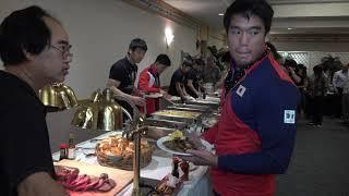Japan Olympic & National Judo Team Reception