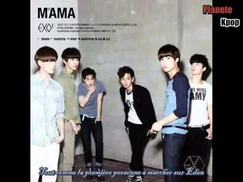 [P-KpopSub] EXO-K - Angel (vostfr)