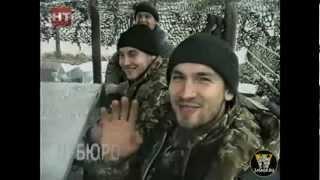 Две стороны медали Чечня.
