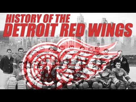 The History of the Detroit Red Wings