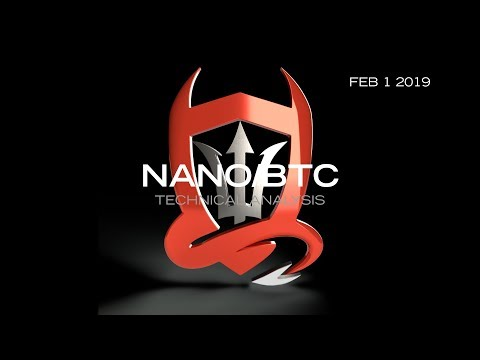 NANO Technical Analysis (NANO/BTC) : Drilling Down Into A Count   [02.01.2019]