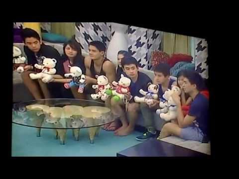 Maris, Loisa and Manolo messages (kung sino makakatanggap ng Teddy Bears nila)