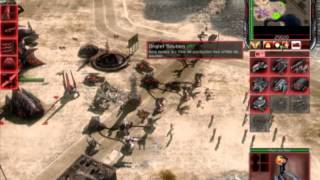 gameplay de command and conquer 3