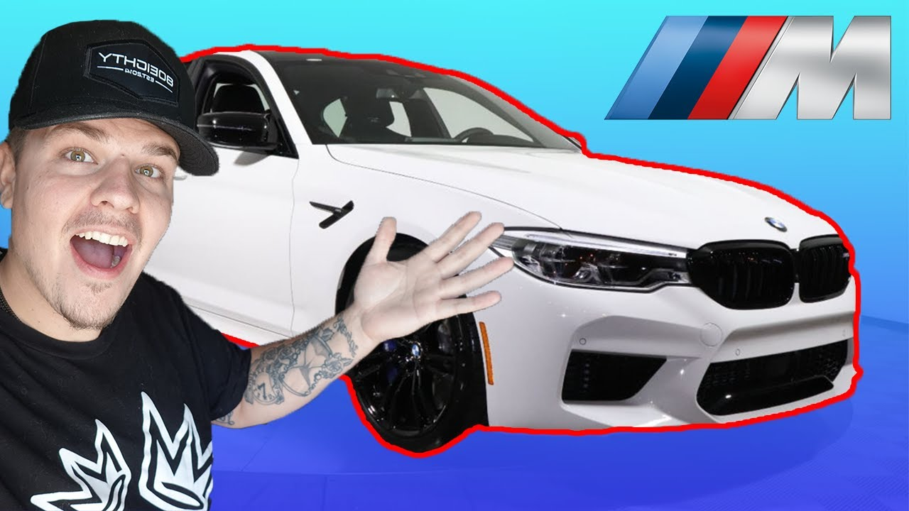 Check out my new car! - YouTube