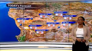 SA Weather | Thursday 21 January 2021 | #SABCWeather