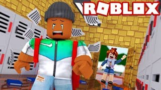 FIRST DAY OF HIGH SCHOOL IN ROBLOX