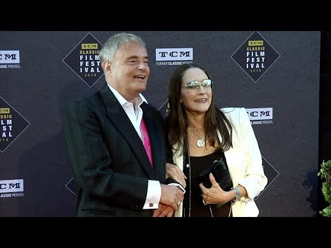 Olivia Hussey and Leonard Whiting 2018 TCM Classic Film Festival Opening Night Red Carpet