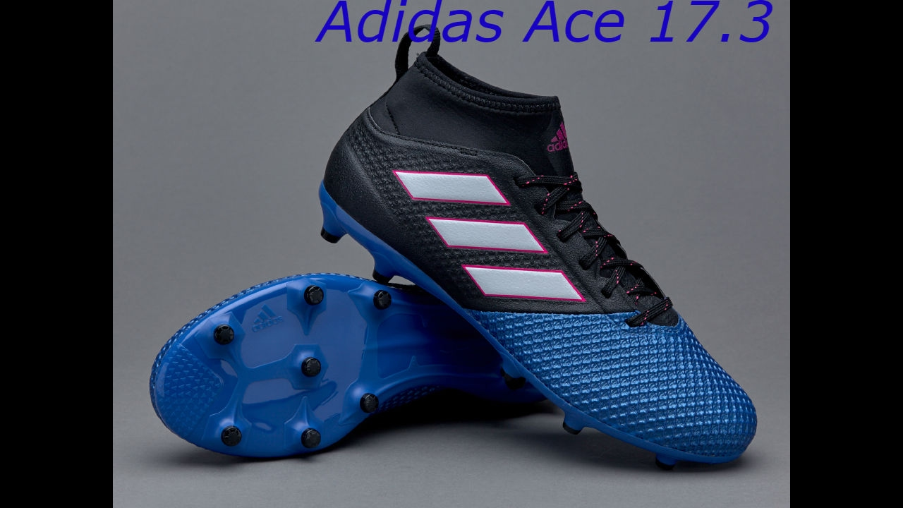 timeless design 29a96 5eaa5 Adidas Ace 17.3 Blue And Black Test And Review