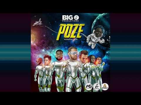 Olivier Martelly - Poze Feat. Kenny & Atis Polky (Kanaval 2019) Audio