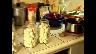 Step By Step- How To Pickle Quail Eggs- 4 Recipes! ~homesteading Ways