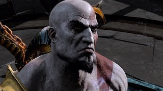 SPEEDRUN VERY HARD SEM UPGRADE - GOD OF WAR 3