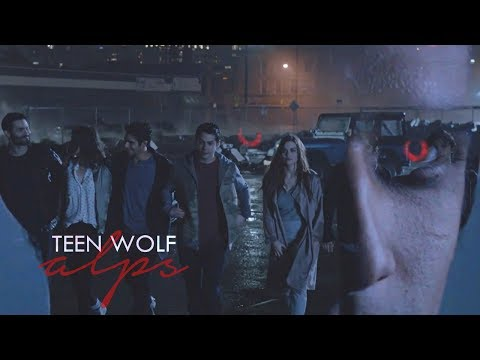 goodbye, teen wolf • alps