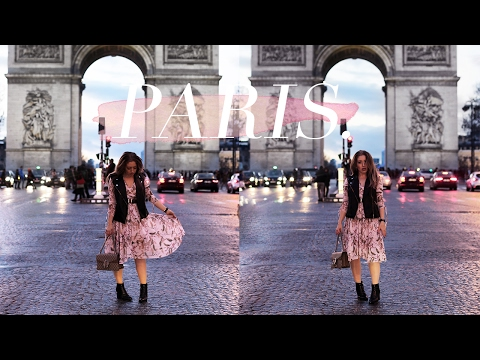 PARIS VLOG | old & new memories, my philosophy and recent th
