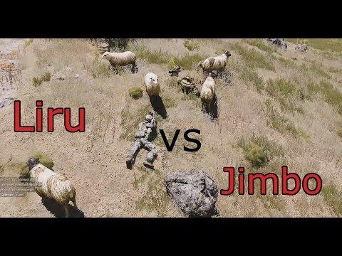 Arma 3 Zeus vs Zeus PvP: Lcpl. Liru vs JimboSpike Round 1