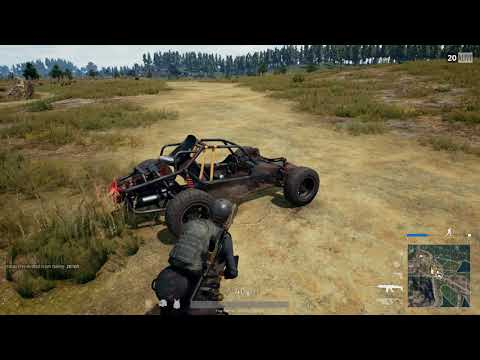 Pubg - suppressed and distressed