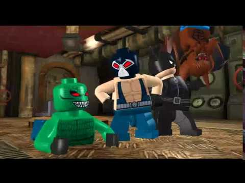 Lego Batman: The Videogame! Power Crazed Penguin - Twitch Stream