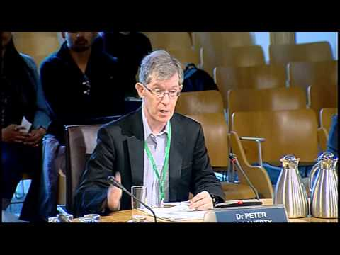 Local Government and Regeneration Committee - Scottish Parliament: 14th May 2014