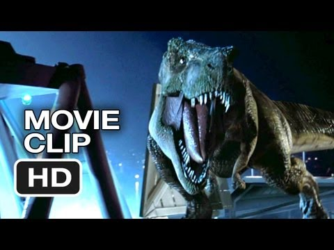the-lost-world:-jurassic-park-(7/10)-movie-clip---the-t-rex-takes-san-diego-(1997)-hd