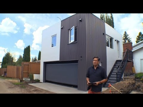 Company turning shipping containers into homes