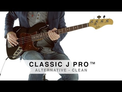SUHR CLASSIC J PRO - ALTERNATIVE - CLEAN