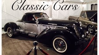 Classic Cars! Spring break Day 8 [March 20th 2015 | Vlog #17]