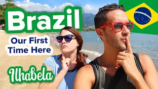 Is this Really Brazil? Tropical Caribbean Island in Brazil? This is Ilhabela in Sao Paulo State