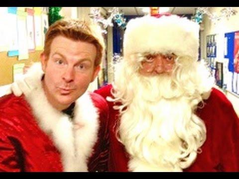 Call Santa On Christmas Eve with Alex Belfield @ BBC Radio Leeds