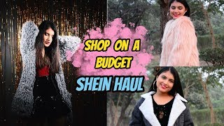 How to shop clothes on a budget | Shein Haul | Lingerie for INR 300