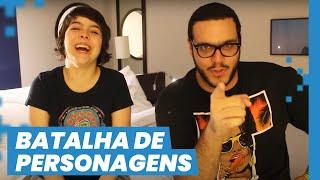 NED STARK vs GUS FRING? | BATALHA DE PERSONAGENS ft Álvaro Mamute