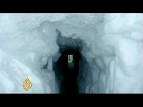 Russian scientists find ancient polar lake