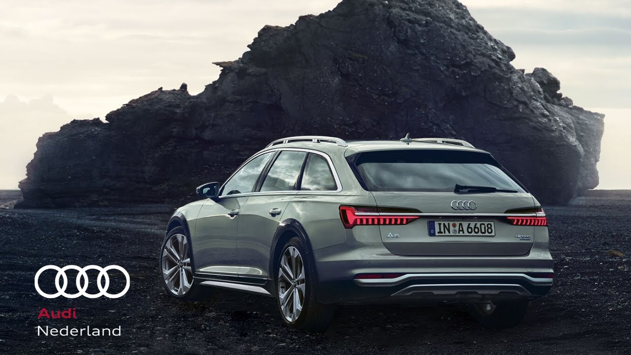 Audi A6 allroad quattro met trailer assist